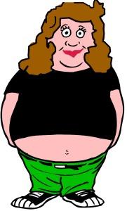 girl fat
