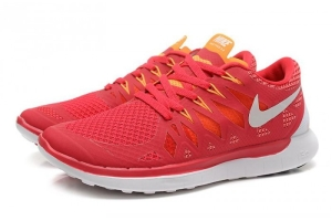 5350_Nike_Free_5_0_Running_Shoes_Womens_Red_White_2
